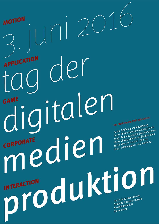 Tag der Digitalen Medienproduktion