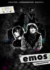 Emos-Plakat